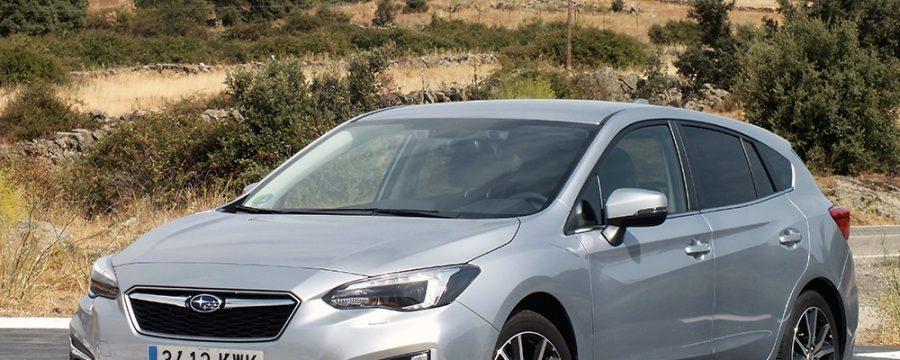 Subaru Impreza 1.6 S CVT ECO Bi-fuel Executive