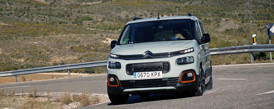 Citroën Berlingo Talla M PureTech 110 S&S 6v Shine