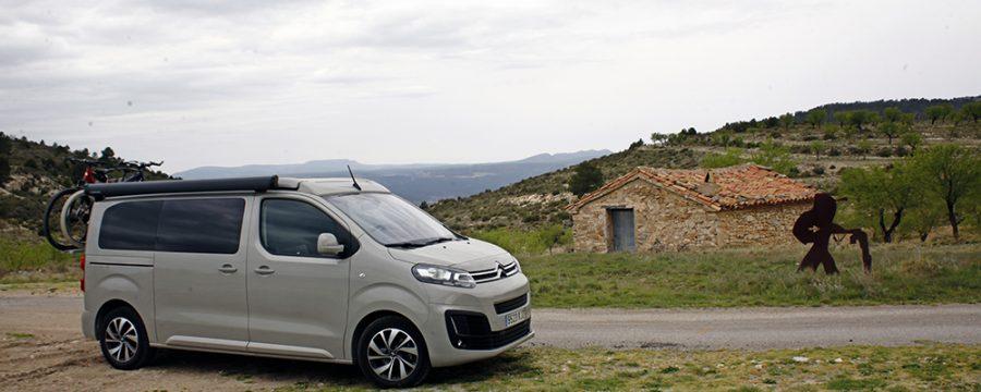 Citroën SpaceTourer Talla M by Tinkervan BlueHDi 150 S&S
