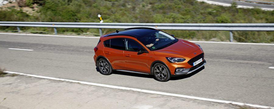 Ford Focus Active Berlina 1.5 EcoBoost 150 CV automatico 8 velocidades