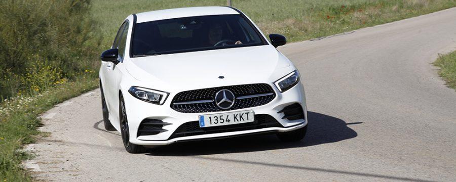 Mercedes A 200 7G-DCT