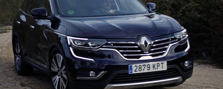 Renault Koleos 2.0 dCi 175 CV X-Tronic 4WD Initiale París