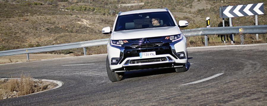 Mitsubishi Outlander PHEV Kaiteki 4WD