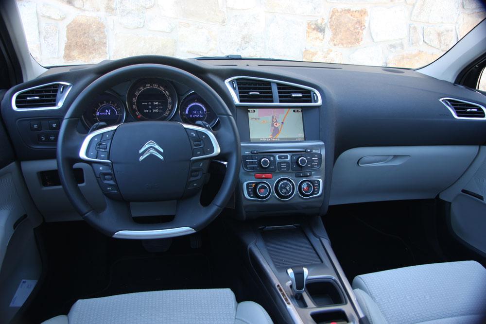 Citroën C4 vs Renanult Mégane