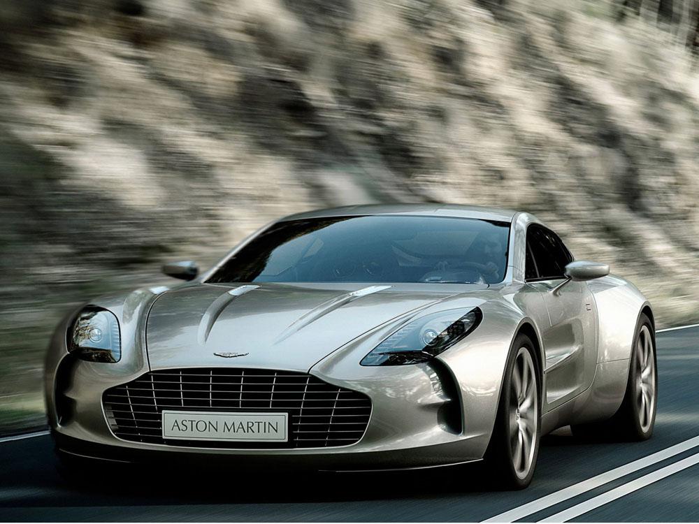 Aston Martín One-77
