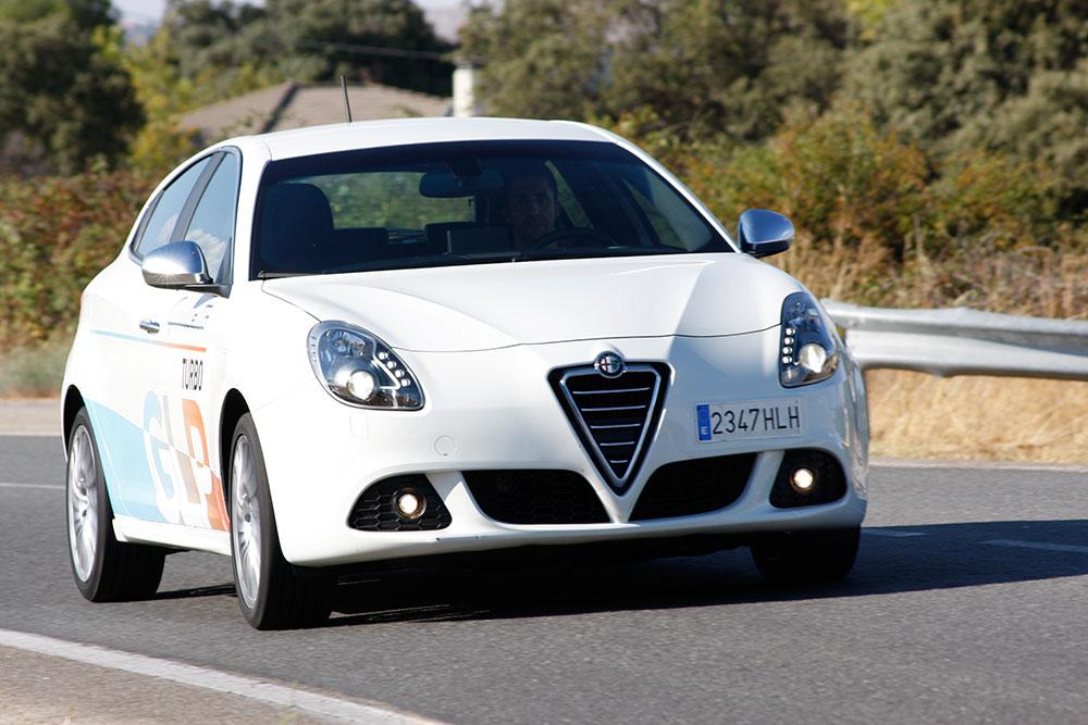 Alfa Romeo Giulietta 1.4 T-Bifuel 120 CV GLP Distinctive
