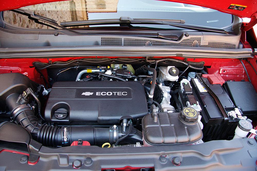 Chevrolet Trax LT 1.7 VCDi AWD