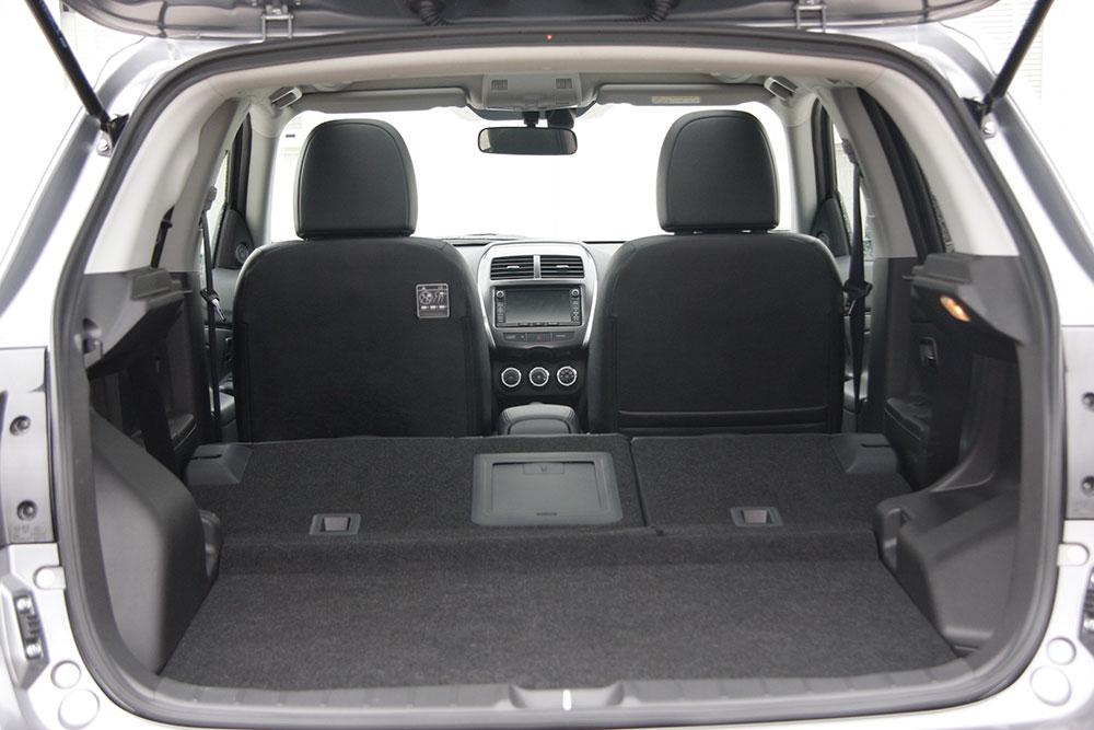 Mitsubishi ASX Kaiteki 4WD 220 DI-D 150 CV Automático