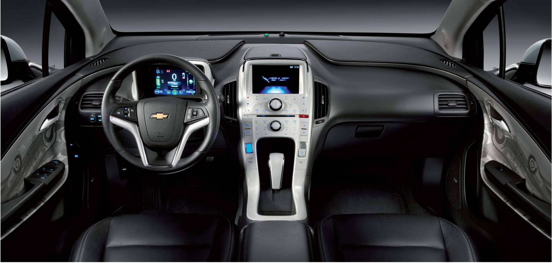 Cuadro de mandos Chevrolet Volt